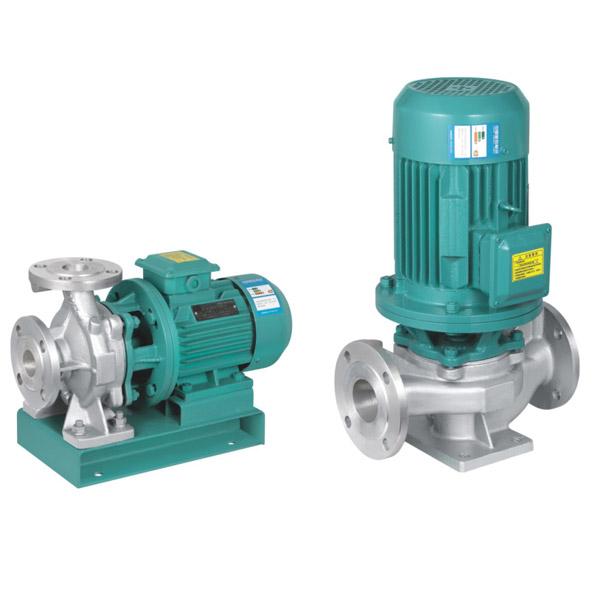 ISG.ISGB、ISW 管道离心泵