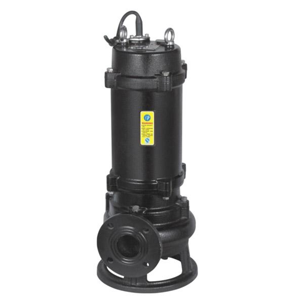 切割式污水污物潜水电泵
