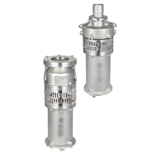 不锈钢精密铸造油浸式潜水电泵厂家
