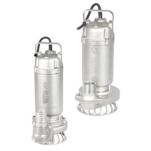 WQ(D)-S 不锈钢精密铸造污水污物潜水电泵 (丝口出水)