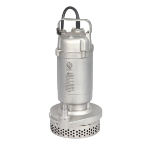 Q(D)X-S 不锈钢精密铸造小型潜水电泵 (丝口出水)