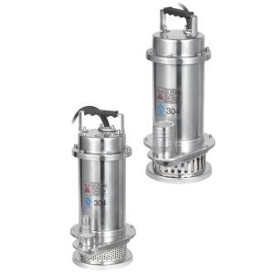 Q(D)X-S 不锈钢小型潜水电泵 (冲压件)