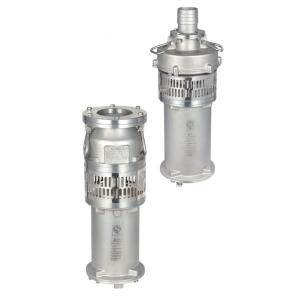 张家港QY-S 不锈钢精密铸造油浸式潜水电泵