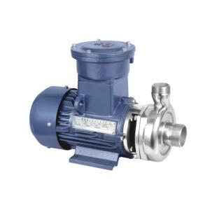 HYL 不锈钢离心式耐腐蚀性微型电泵 (防爆型)