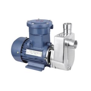 HYLZ不锈钢自吸式耐腐蚀性微型电泵(防爆型)